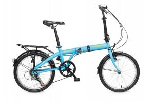 Складной велосипед Langtu TR 026 (2016)