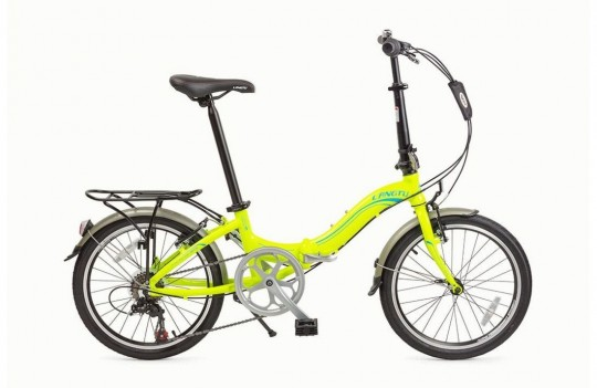 Складной велосипед Langtu KS 027 (2019)