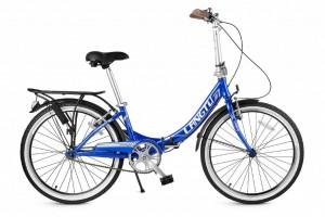 Складной велосипед Langtu Kraft 24 (2019)