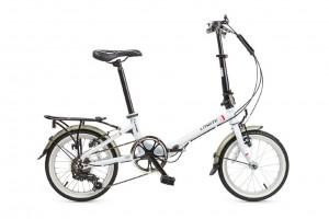 Складной велосипед Langtu TU 16 (2019)