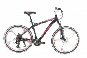 Велосипед женский Lorak Glory 8 Total (2016)