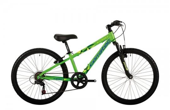 Подростковый велосипед Corratec X VERT TEEN 24 (2018)