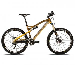 Двухподвесы велосипеды Orbea