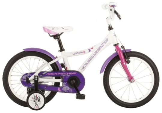 Велосипед детский Rock Machine Angel 16 (2014)