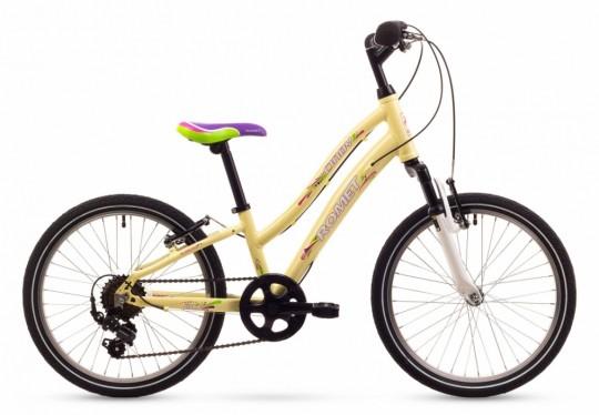 Детский велосипед Romet Cindy (2016)
