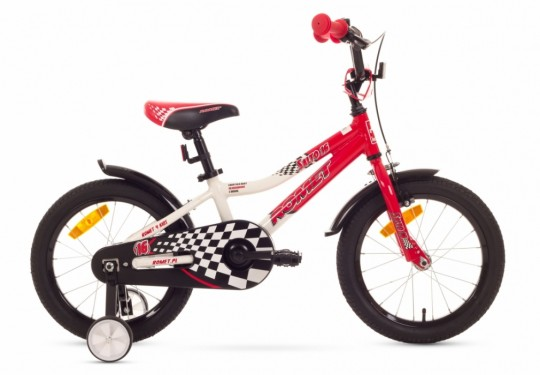Детский велосипед Romet Salto G 16 (2016)