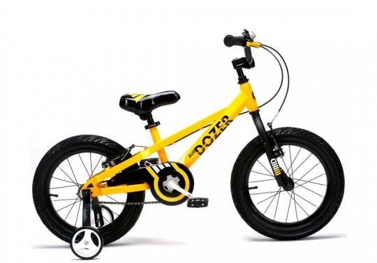 Детский велосипед Royalbaby Bull Dozer 16 (2017)