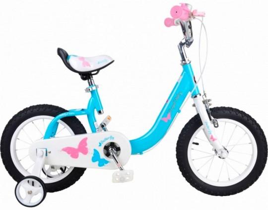 Детский велосипед Royalbaby Butterfly 18 (2017)
