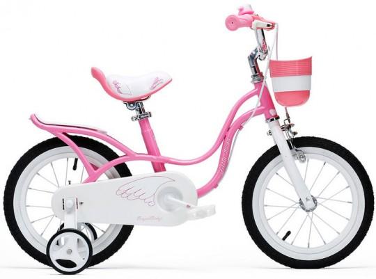 Детский велосипед Royalbaby Little Swan 18 (2017)