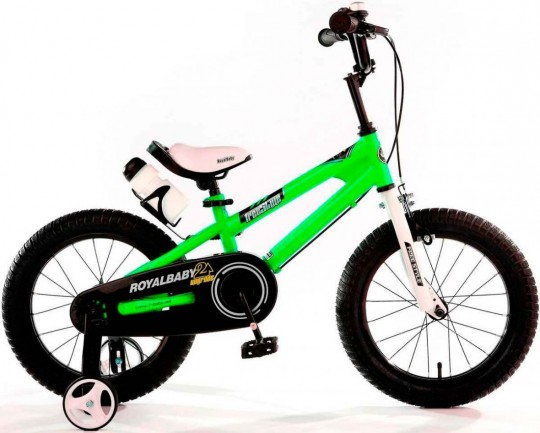 Детский велосипед Royalbaby Freestyle Steel 16 (2018)