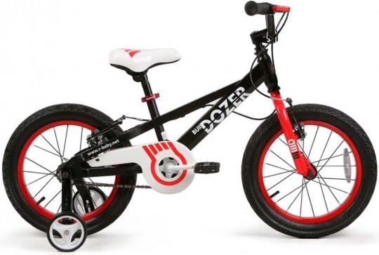Детский велосипед Royalbaby Bull Dozer 16 (2018)