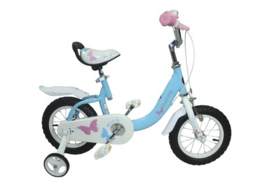 Детский велосипед Royalbaby Butterfly 14 (2019)