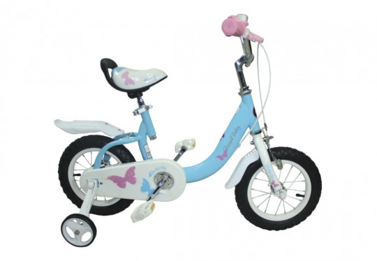 Детский велосипед Royalbaby Butterfly 18 (2018)