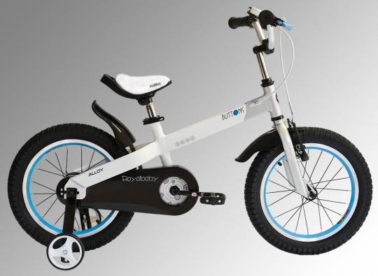 Детский велосипед Royalbaby Buttons 16 (2018)
