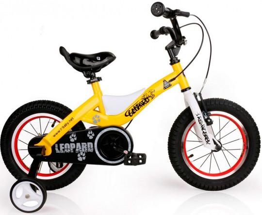 Детский велосипед Royalbaby Leopard 16 (2019)