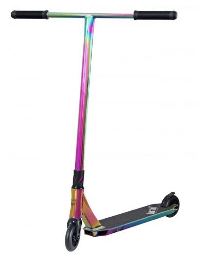 Трюковой самокат Limit LMT 01 Stunt Scooter Neo Chrome