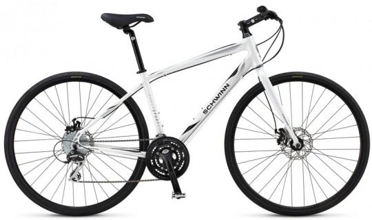 Велосипед женский Schwinn Super Sport 2 Disc women (2014)