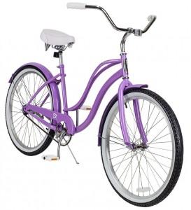 Велосипед круизер Schwinn Cruiser One women purple (2016)