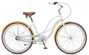 Велосипед круизер Schwinn Fiesta White (2016)