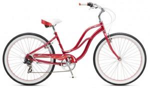 Велосипед круизер Schwinn Sprite Red (2016)