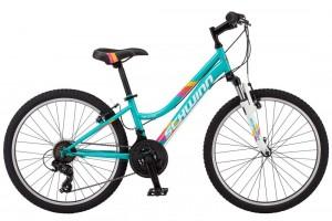 Подростковый велосипед Schwinn High Timber 24 Girl (2019)