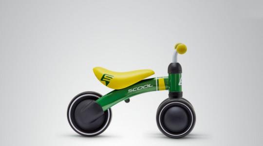 Велосипед детский Scool PedeX first (2019)