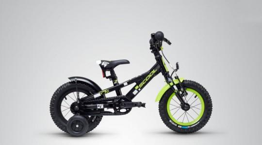 Велосипед детский Scool Faxe 12 1-S (2019)