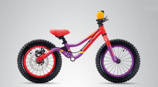 Велосипед детский Scool PedeX Dirt (2019)