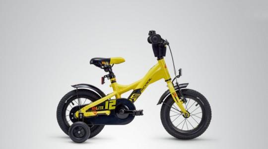 Велосипед детский Scool XXlite 12 alloy  (2018)