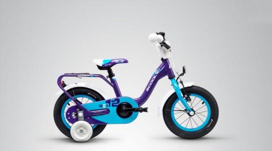 Велосипед детский Scool niXe 12 alloy  (2019)