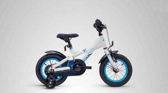 Велосипед детский Scool XXlite 12 steel (2018)