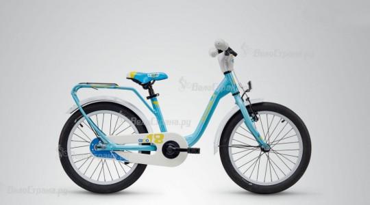 Велосипед детский Scool niXe 18 alloy  (2018)