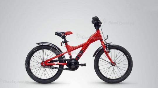 Велосипед детский Scool XXlite 18 alloy  (2018)