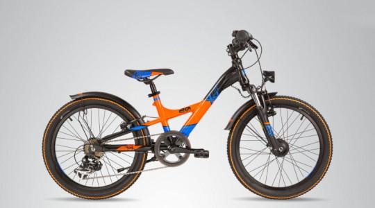 Велосипед детский Scool XXlite PRO 20 7-S alloy  (2018)