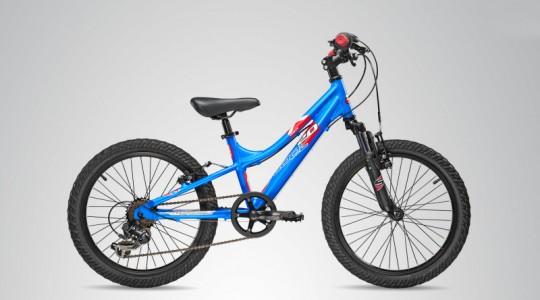 Велосипед детский Scool TroX COMP 20 7-S (2018)