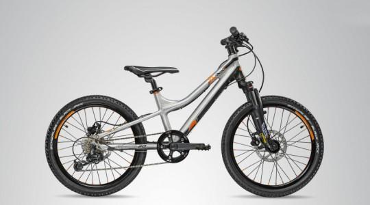 Велосипед детский Scool TROX ELITE 20 9-S   (2018)