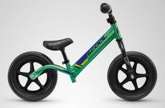 Велосипед детский Scool PedeX race light (2018)