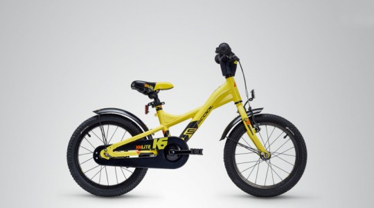 Велосипед детский Scool XXlite 16 alloy  (2019)