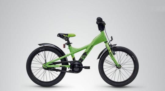 Велосипед детский Scool XXlite 18 3-S alloy  (2018)