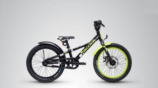 Велосипед детский Scool Faxe 18 alloy (2019)