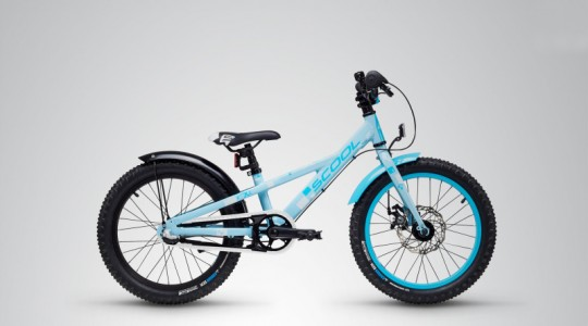 Велосипед детский Scool Faxe 18 3-S  (2019)