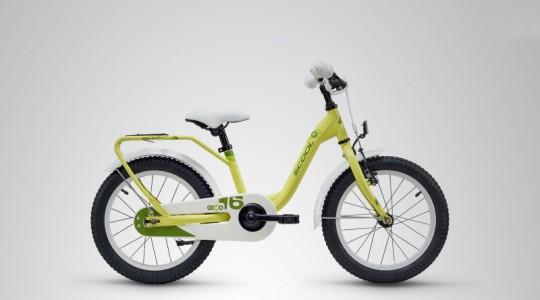 Велосипед детский Scool niXe 16 steel (2019)