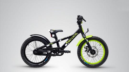 Велосипед детский Scool Faxe 16 alloy (2019)