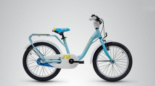 Велосипед детский Scool niXe 18, 3 alloy  (2019)
