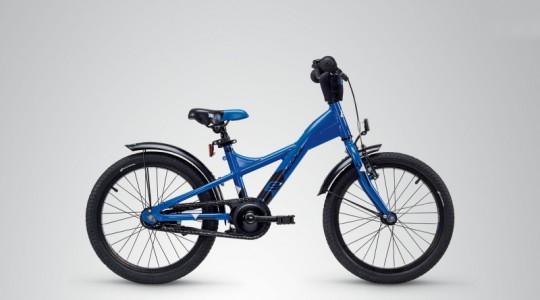 Велосипед детский Scool XXlite 18 alloy  (2019)