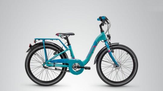 Велосипед детский Scool chiX alloy 20 3-S (2018)