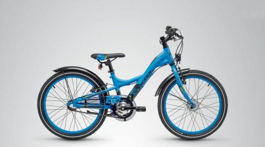 Велосипед детский Scool XXlite 20, 3 alloy  (2019)