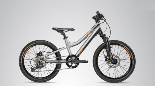 Велосипед детский Scool TroX elite 20 9-S (2019)