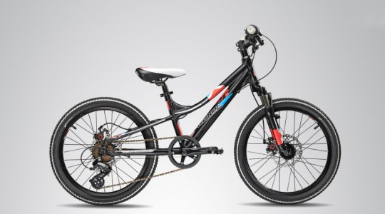 Велосипед детский Scool TroX pro 20  7-S (2019)