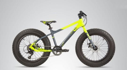 Велосипед детский Scool XXfat  20 9-S (2019)
